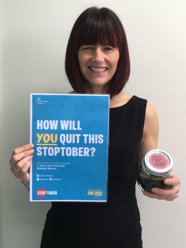 Sixty Six Dental supports this year's 'Stoptober' Campaign!
